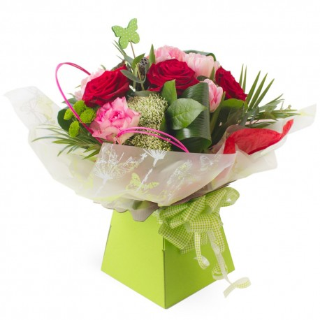 The Art Of Hand Tied Flowers