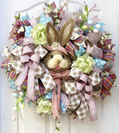 Easter Wreath Workshop