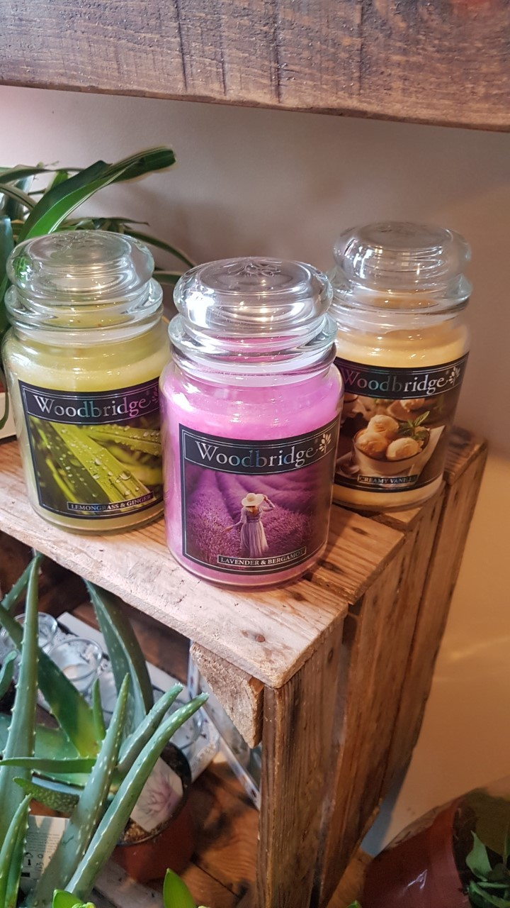Woodbridge candles